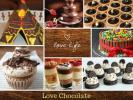 Πάρτυ παιδικό βάπτιση vaptisi Glyka Γλυκά Τούρτα σοκολατένιες λιχουδιές σοκολάτα
